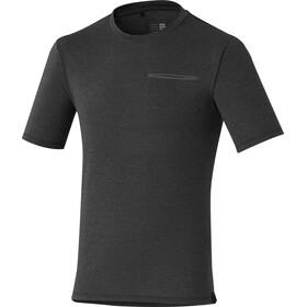 Shimano Transit Camisetas Hombre, black